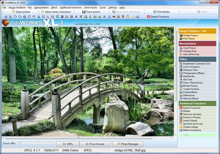 Great photo editing software to get stunning results